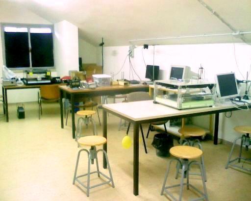 foto Aula-Lab PLS Fisica