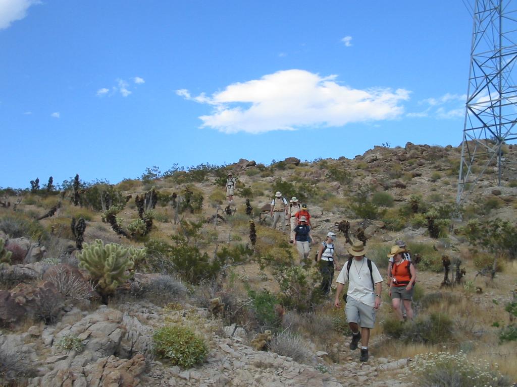 Escursione Nevada